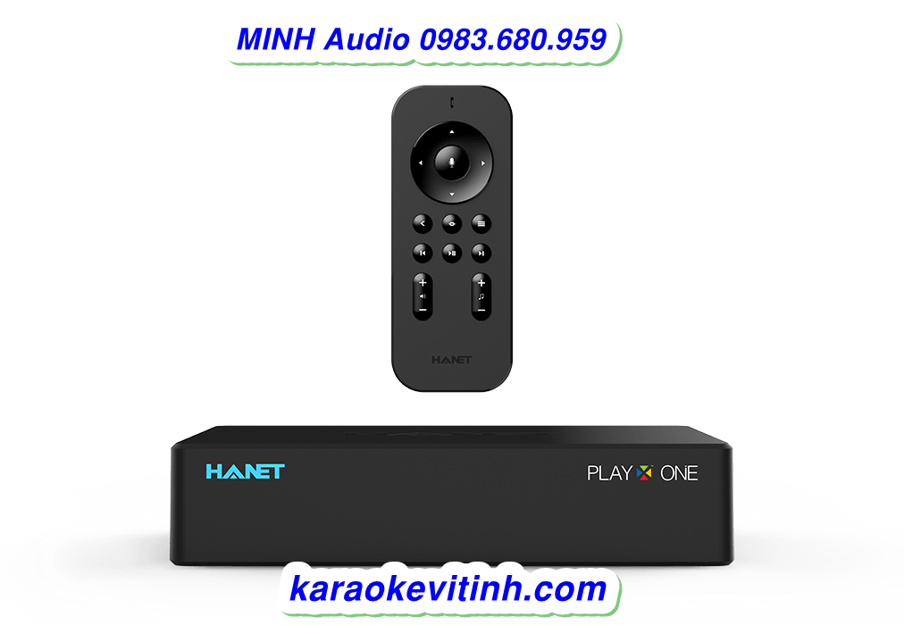 Đầu Karaoke Hanet PlayX One 2000Gb