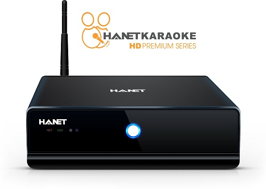 Đầu Karaoke Hanet PlayX One 4000Gb